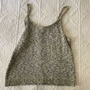 NWOT Madewell Knit tank top